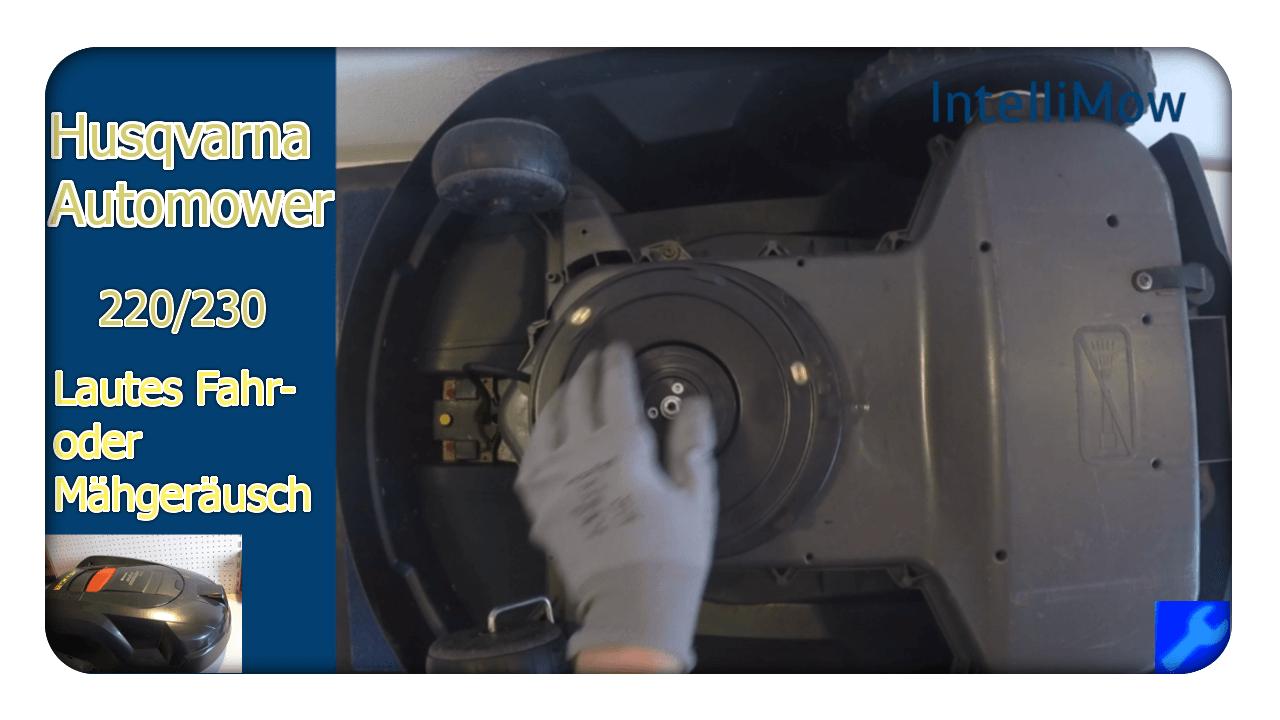 Automower Service Bild 4 Geräusch