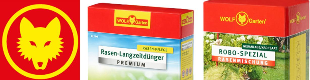 Wolf Garten Werbe Banner 3