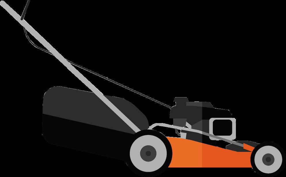 Husqvarna Benzinrasenmäher
